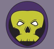 Super hero Skeletor Tee by Greig Nicholson