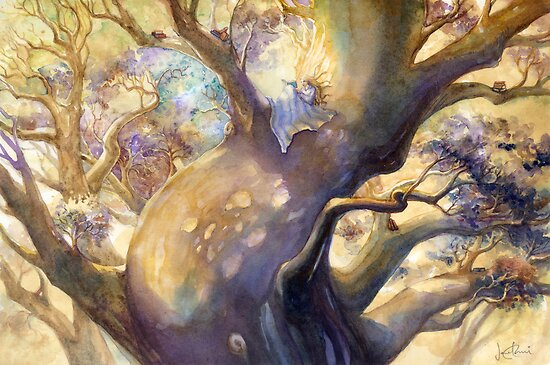 The Reading Tree by Janet Chui