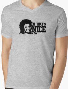 Oh, that's nice! Mens V-Neck T-Shirt