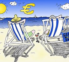 Binary Options Cartoon - G20 Ministers in Mexico by Binary-Options