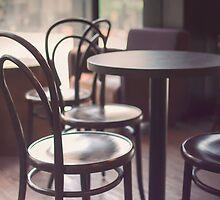 Quiet Cafe by Wanlapa Tantiprasongchai
