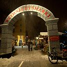 Christmas Markets, Innsbruck, Austria by Hugh Chaffey-Millar