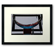 Basket Case Framed Print