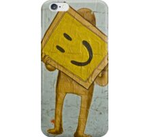 Slightly Askew Smiles iPhone Case/Skin
