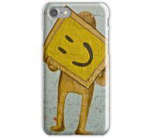 Slightly Askew Smiles iPhone Case/Skin