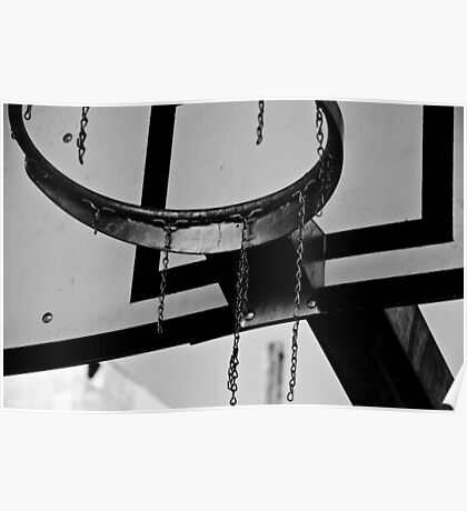 Basket Frame Poster