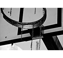 Basket Frame Photographic Print