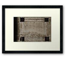 Picture Frame Framed Print
