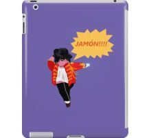 JAMON!! iPad Case/Skin