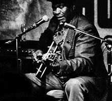 David Honeyboy Edwards: 1915-2011 by edwardf