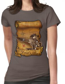 It's an Artist's life for me Womens Fitted T-Shirt