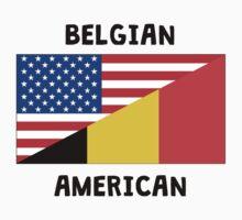 Belgian American Kids Tee