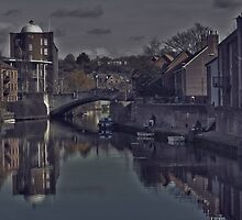The Quayside Norwich by Darren Burroughs