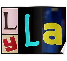 LYLA Poster