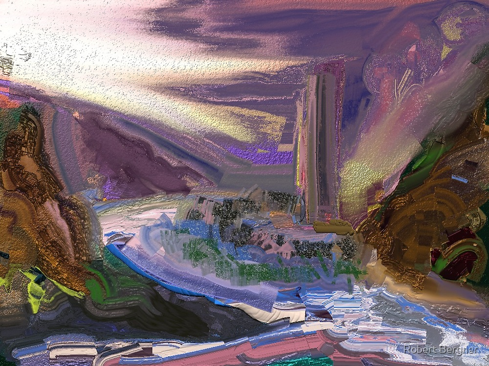 Isengard by Robert Bergner