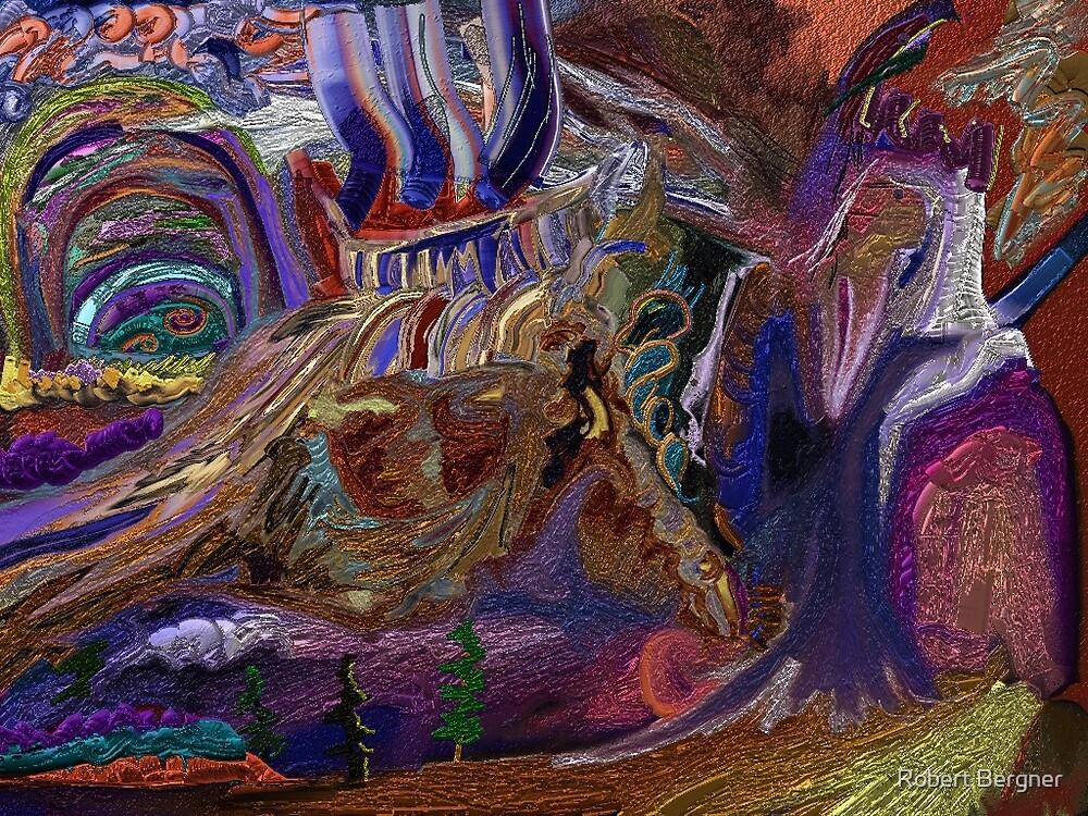 Pagan Rebirth by Robert Bergner