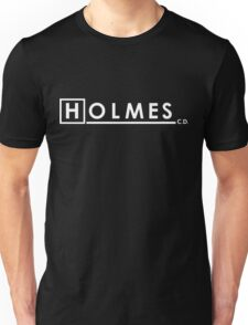 SHERLOCK HOLMES - CONSULTING DETECTIVE Unisex T-Shirt