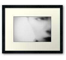 portrait/098 Framed Print