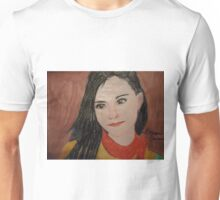 Asian Girl Unisex T-Shirt