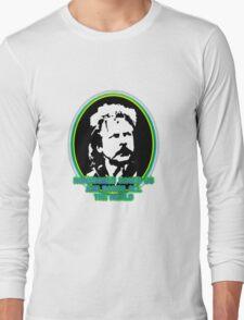 Rowsdower Saves Us... white version Long Sleeve T-Shirt