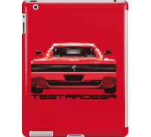 Ferrari - Testarossa iPad Case/Skin