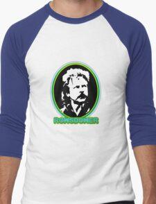 Rowsdower!  white version Men's Baseball ¾ T-Shirt