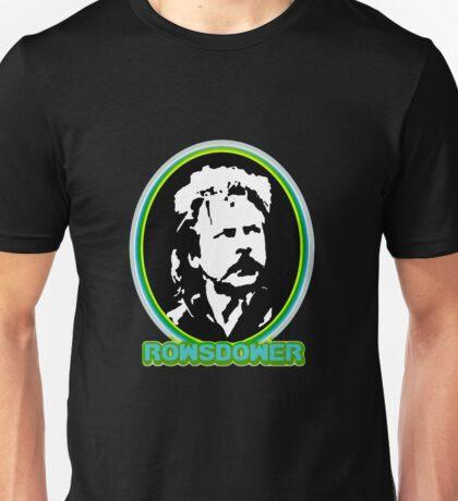Rowsdower!  white version Unisex T-Shirt