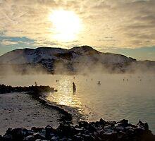 Bathed in sunlight by Neil Clarke