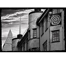 Architecture in Helsinki Photographic Print