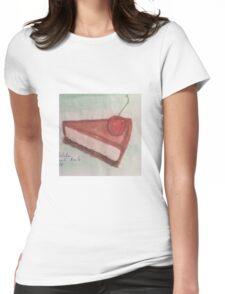 Dessert Womens Fitted T-Shirt