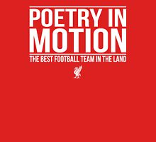 Liverpool Poetry in Motion Unisex T-Shirt