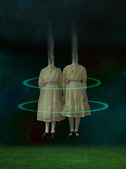 Twilight Sisters by Elizabeth Burton