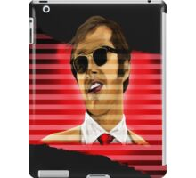Nick Nick in Flag - Re-issue iPad Case/Skin