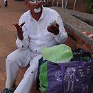 The Clown - El Payaso by Bernhard Matejka
