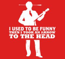 I Used To Be Funny… by mannypdesign