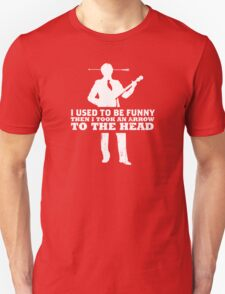 I Used To Be Funny… T-Shirt