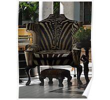 Antiquarian Armchair - Sillón De Ocación Poster