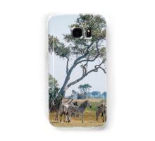A Zeal of Zebras Samsung Galaxy Case/Skin