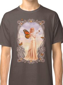 Citrine Birthstone Fairy Classic T-Shirt