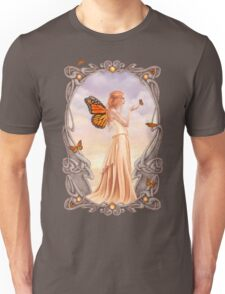Citrine Birthstone Fairy T-Shirt