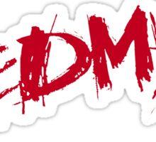 Redman Sticker
