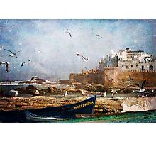 Essaouira, Morocco Photographic Print