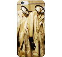 Radiation Suits iPhone Case/Skin