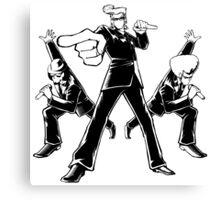 Elite Beat Agents Canvas Print