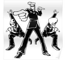 Elite Beat Agents Poster