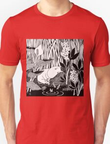 Moomintroll sleeping T-Shirt