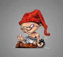 The middle finger by keany16
