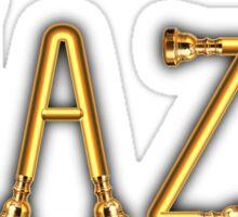 Cool Jazz Sticker