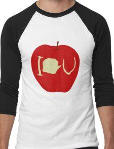I.O.U Men's Baseball ¾ T-Shirt