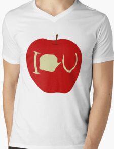 I.O.U Mens V-Neck T-Shirt